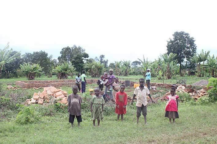 Orfanato Tanzania