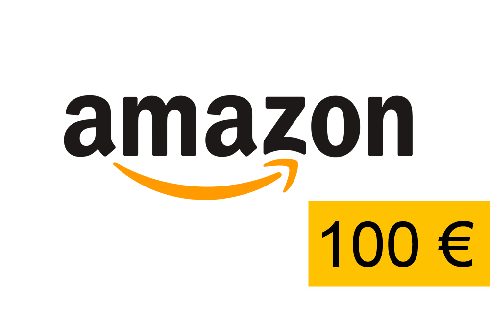 Logo sorteo Amazon