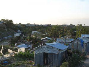Asentamientos recientes