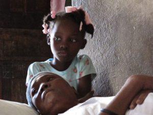 Población más vulnerable Haití