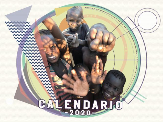 Calendarios solidarios 2020