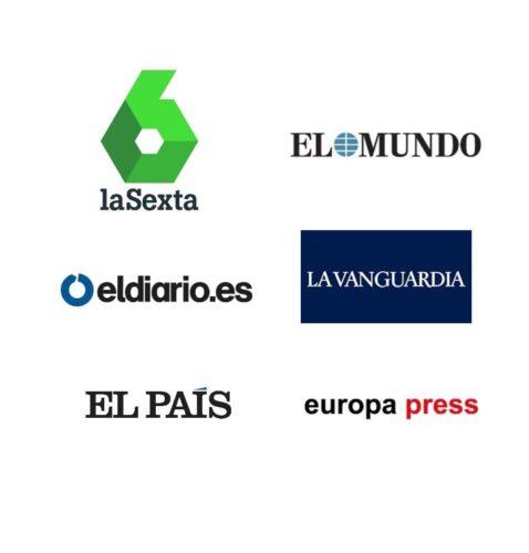 Logotipos de medios de comunicación