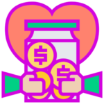 "<strong><span style=""color: #222222; background-color: #fcb900;"" class=""ugb-highlight"">2.</span> Distribuyelo entre las causas de tu interés.</strong>"